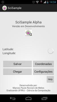 SciSample apk screenshot