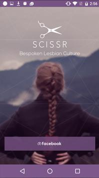 SCISSR poster