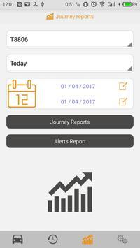 Scitechs Tracker screenshot 2