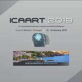 ICAART 2018 icon