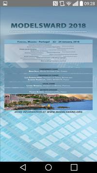 MODELSWARD 2018 poster
