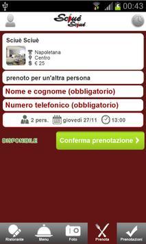 Sciuè Sciuè screenshot 2