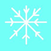 Glisten: Falling Snow icon