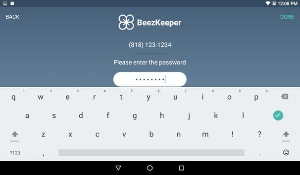 BeezKeeper Terminal screenshot 1