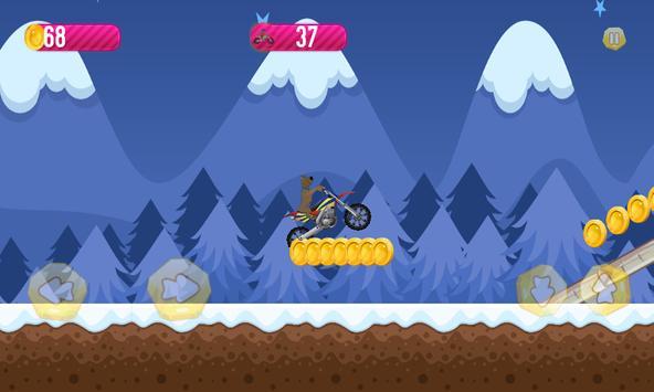 Scooby Motorbikes Crazy Ventures apk screenshot