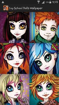 Dolls Wallpaper Ivy School poster