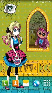 Dolls Wallpaper Ivy School screenshot 1