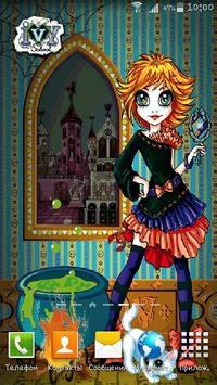 Dolls Wallpaper Ivy School screenshot 2
