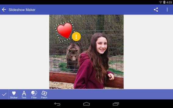 Scoompa Video - Slideshow Maker and Video Editor apk screenshot