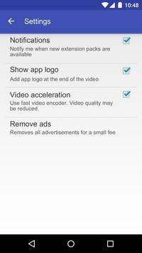 Scoompa Video: Создатель слайд-шоу и видеоредактор скриншот приложения