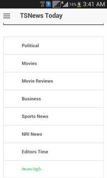 TSNews Today screenshot 2