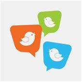 بوستات وتغريدات تويتر 2018 icon