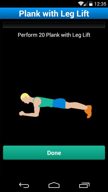 Building body exercises apk download free health