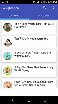 How to Lose Weight screenshot 1