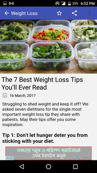How to Lose Weight screenshot 3