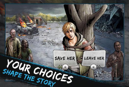 Poster Walking Dead: Sopravvivenza