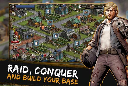 The Walking Dead: Road to Survival apk screenshot