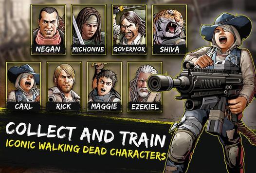 Schermata apk Walking Dead: Sopravvivenza