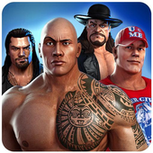 WWE Champions Free Puzzle RPG icon