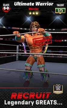 WWE Champions Free Puzzle RPG apk screenshot