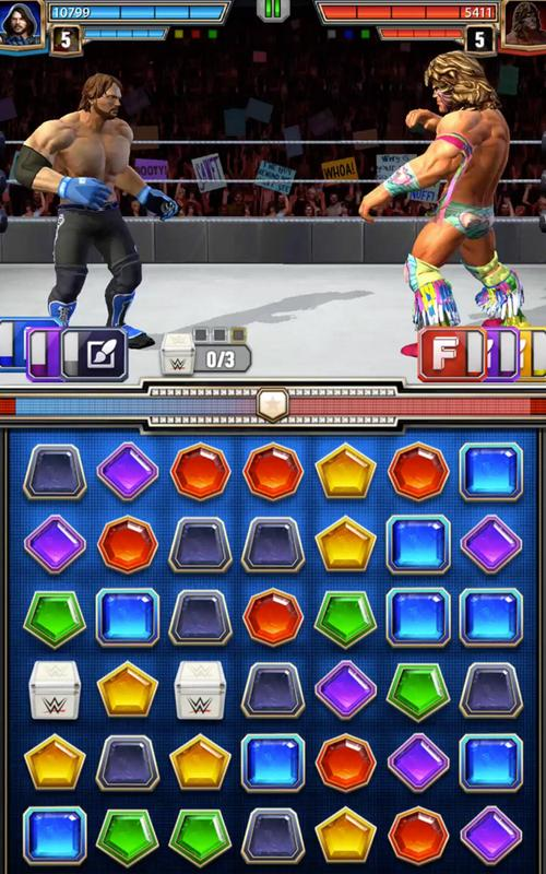 apk download champions wwe