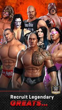 WWE Champions - RPG de puzles gratuito captura de pantalla de la apk