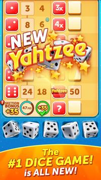New YAHTZEE® With Buddies – Play Dice with Friends poster