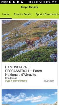 Scopri L'Abruzzo poster