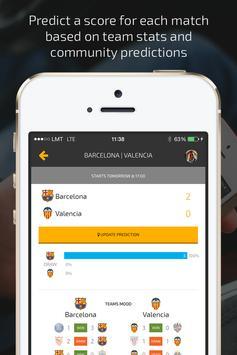 ScoreFellas apk screenshot