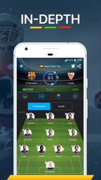 365Scores - результаты матчей Онлайн скриншот приложения