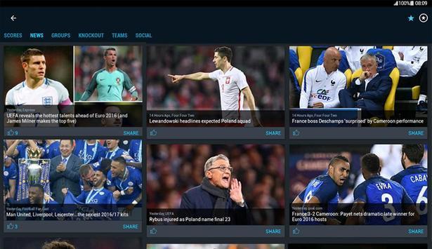 365Scores - Brasileirão ao vivo apk imagem de tela