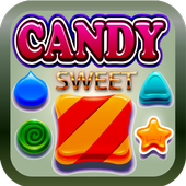 Toy Crush Sweet Candy icon