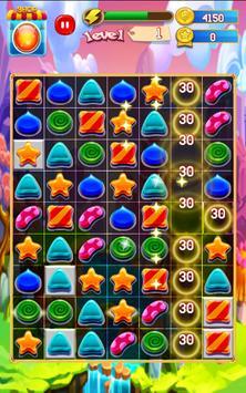 Toy Crush Sweet Candy screenshot 1