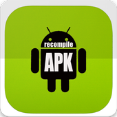 Recompile APK icon