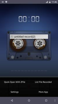 Sound Recorder apk screenshot