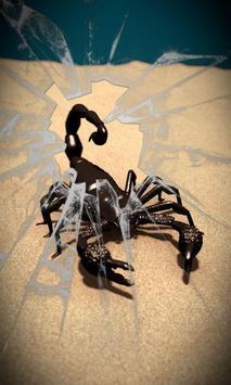 Scorpion Free live wallpaper poster