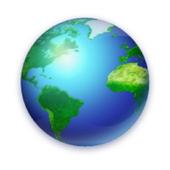 World Explorer App icon