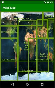 World Explorer App screenshot 2