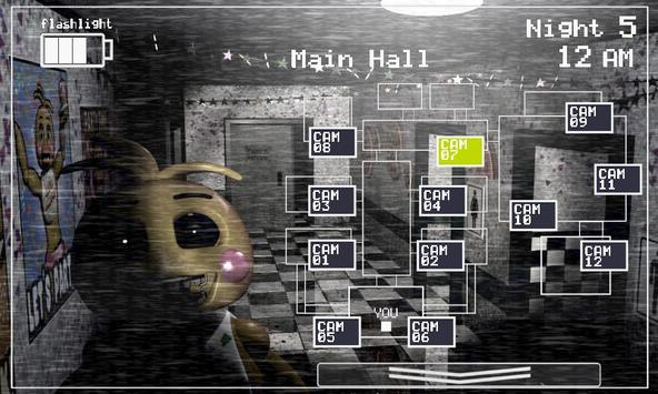 Five Nights at Freddy's 2 Demo скриншот 15