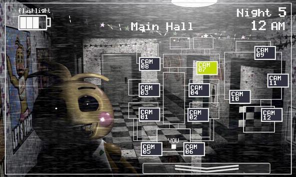 Five Nights at Freddy's 2 Demo скриншот 3