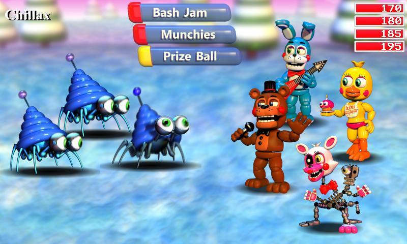 FNAF World for Android - APK Download