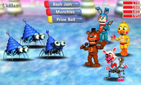 FNAF World screenshot 5