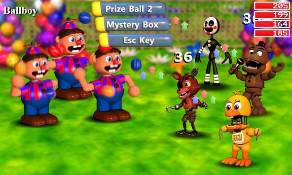 FNAF World screenshot 6