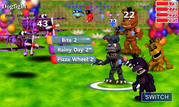 FNAF World screenshot 2