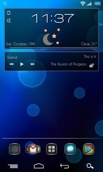 Simple - Zooper Widget Pro apk screenshot