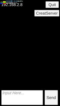 UnityChat capture d'écran 2