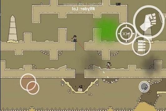 STRATEGY DOODLE ARMY 2 MILITIA WAR screenshot 2