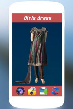 Indian Girls photo dress screenshot 1