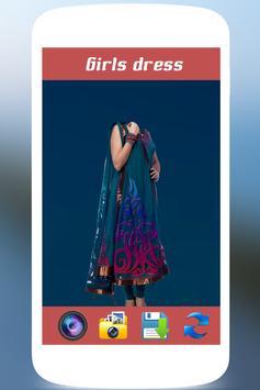 Indian Girls photo dress screenshot 3