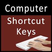 computer shortcuts icon